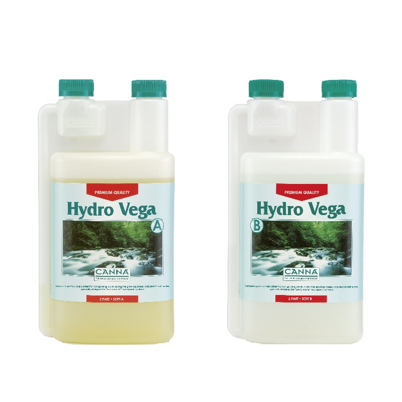 CANNA Hydro Vega A+B 1л (soft water)