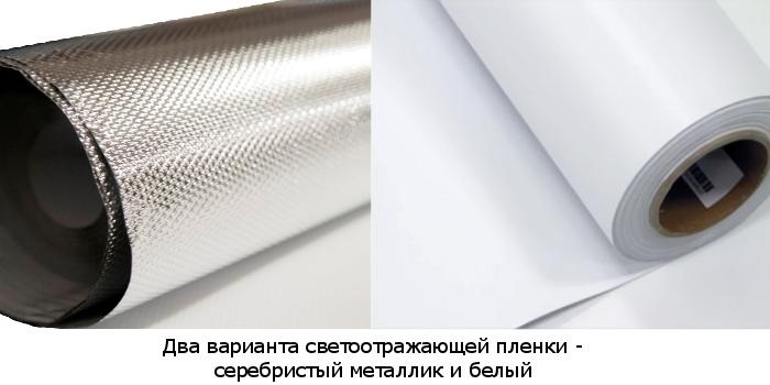 Светоотражающий материал способен повысить эффективность ламп до 20%!.
