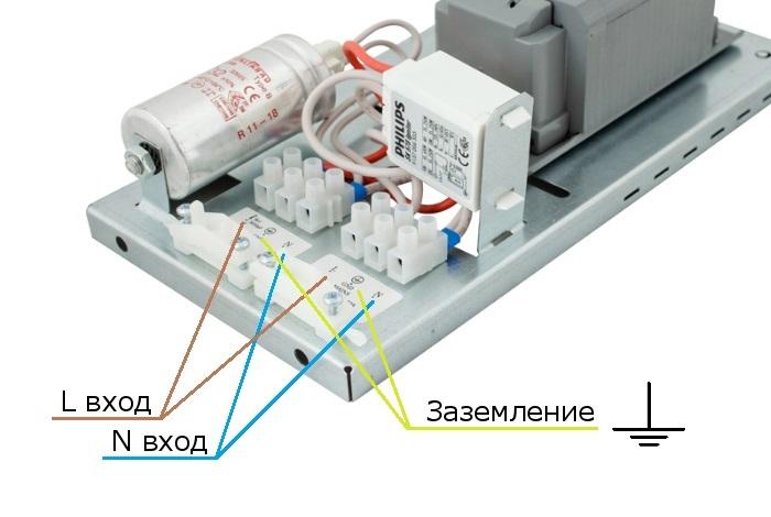 Куда монтировать провода