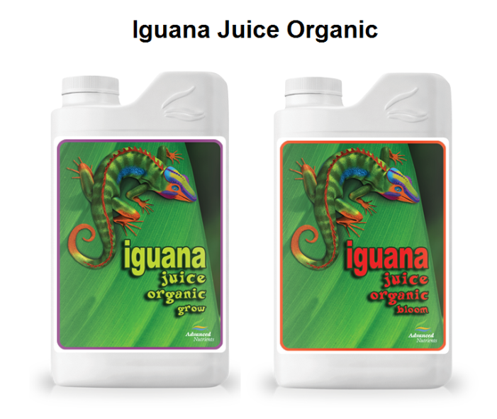 Advanced Nutrients Iguana Juice Organic