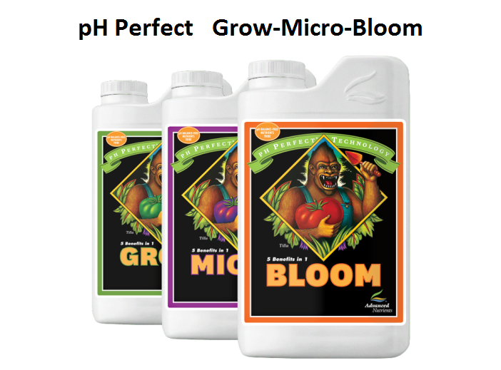Advanced Nutrients pH Perfect Grow/Micro/Bloom