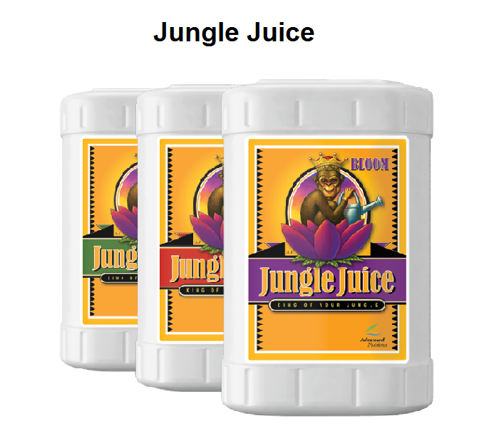 Advanced Nutrients Jungle Juice - Grow/Micro/Bloom