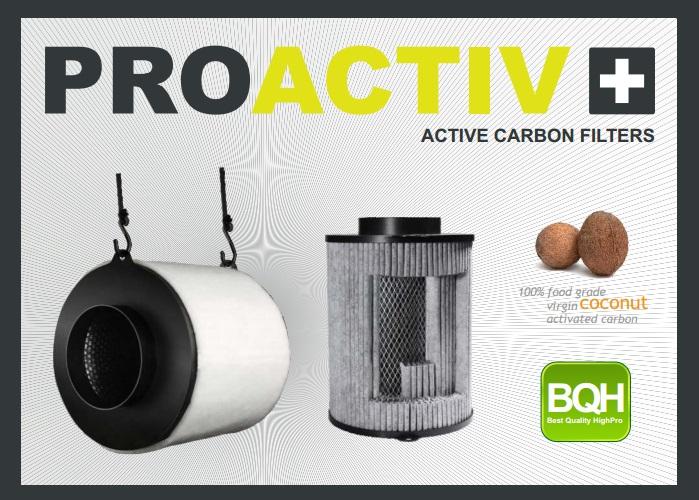 Угольный фильтр Pro Active