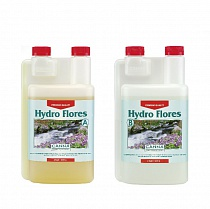 CANNA Hydro Flores A+B 1л (soft water)